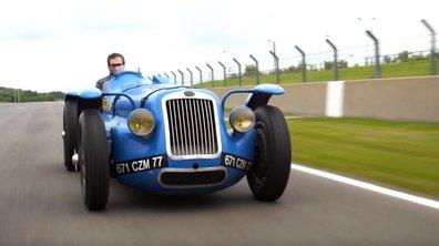 La présentation de la vente aux enchères Artcurial Le Mans Classic