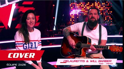"Cover - Delaurentis et Will Barber  : ""Kiss"" - Prince"