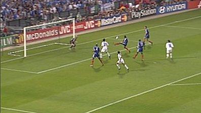 France - Italie : Revoir l'ouverture du score de Marco Delvecchio (Euro 2000)