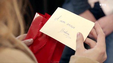 TOUCHANT - Victoire reçoit le cadeau de Saint Valentin…de Bastien