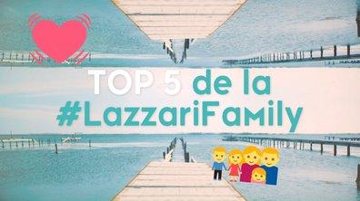 #5 temps forts de la famille Lazzari 👨👩👧👦