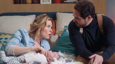 Anna annonce à Karim qu'ils vont garder César … ( épisode 422 )