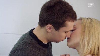 LE BISOU : Judith et Anthony se disent au revoir 😚