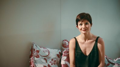 Delphine Chanéac, interprète Lili, la psychologue du lycée