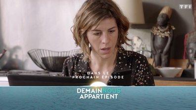 Demain dans l'épisode 143, Sandrine découvre les SMS de Laurence et Lou