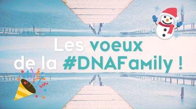 DNA – Les comédiens vous souhaitent leurs meilleurs vœux !
