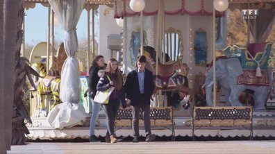DRAME – Baptiste venge Jessica et frappe Mathias !