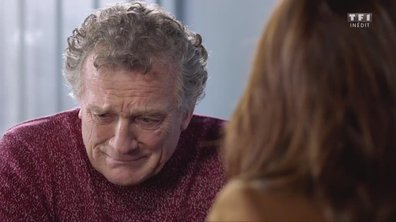 EMOTION – Léonard apprend la mort d'Elisabeth (épisode 175)