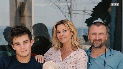 La Famille Delcourt : Chloé, Alex, Maxime, Judith, Marianne et Anna