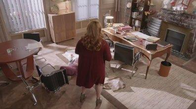 Flore est retrouvée inconsciente dans son bureau !