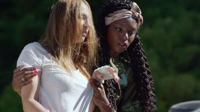 Gwen retrouve Rose déambulant sur la route (épisode 269)