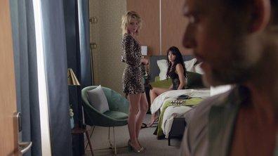 """Leïla suprend Chardeau en train de """"décompresser""""... (épisode 288)"""