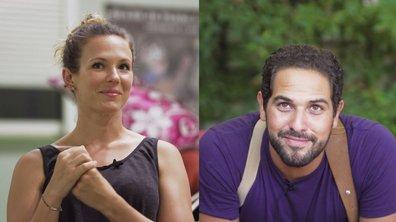 Interview croisée des portraits de Laure Pester et Samy Gharbi