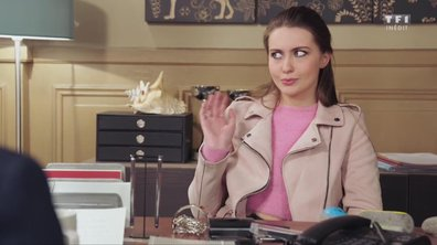 Jessica fait du CHARME à son proviseur...et Baptiste alors  ?
