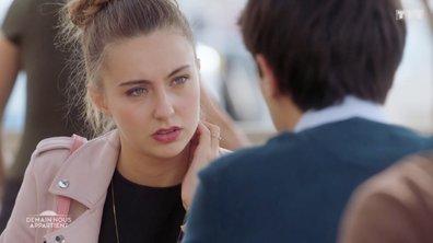 Jessica fait tout pour séduire Baptiste
