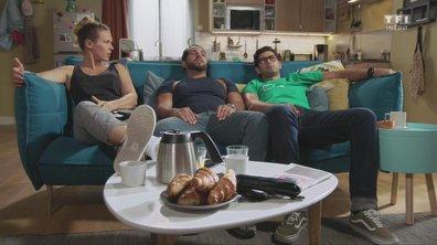 Karim, Lucie et Georges mènent une enquête en sous-marin (épisode 292)
