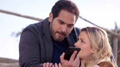 Karim reçoit un appel menaçant de Raphael Perez
