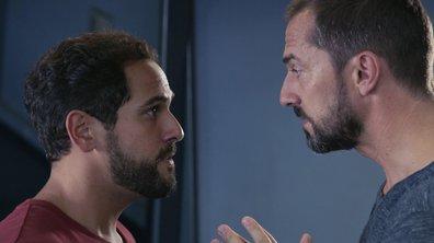 Karim réinterroge Ethan... contre l'avis de Martin (épisode 314)