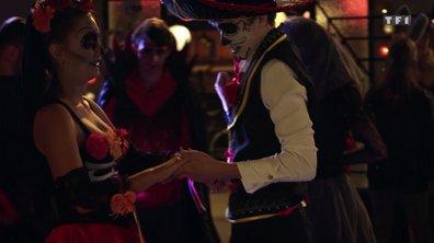 Dans l'épisode 324, Jessica invite Mathias pour Halloween... 👻