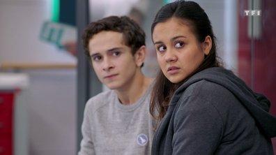 Dans l'épisode 326, Lola pousse Timothée à embrasser Noor ! 💏