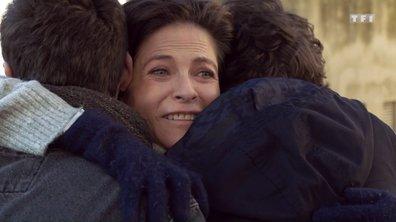 Dans l'épisode 382, Laurence sort de prison !