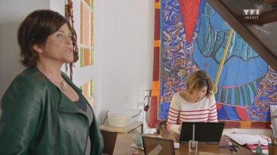 Laurence et Sandrine au bord de la rupture…
