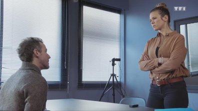 Lucie confronte Marc Véry au poste (épisode 189)