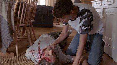 Mathias retrouve son père ivre mort… (épisode 297)