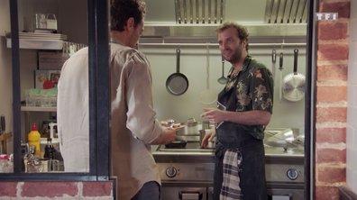 Ce soir dans l'épisode 266, Tristan a la main lourde sur les épices