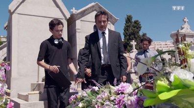Ce soir dans l'épisode 284,  l'enterrement de Lola...