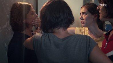 Ce soir dans l'épisode 310, Laurence harcelée et prise en grippe par d'autres détenues