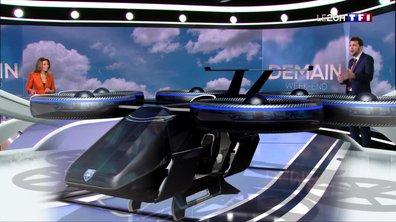 Demain : des nouveaux véhicules volants vont investir le ciel