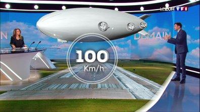 Demain : Flying Whales réinvente les ballons dirigeables