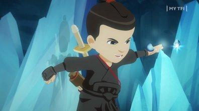 Mini Ninjas - S02 E26 - Pour que Demain n'existe pas Partie 2 : L'Eveil des Ninjas-Mouraïs