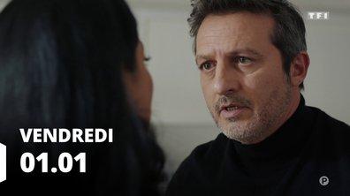 Demain nous appartient du 1 janvier 2021 - Episode 831