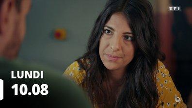 Demain nous appartient du 10 août 2020 - Episode 727