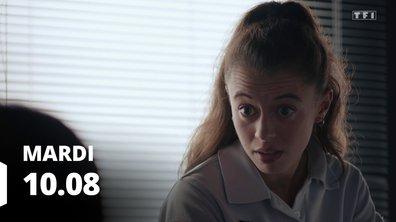 Demain nous appartient du 10 août 2021 - Episode 988