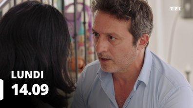 Demain nous appartient du 14 septembre 2020 - Episode 752