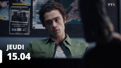 Demain nous appartient du 15 avril 2021 - Episode 905