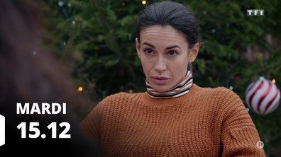 Demain nous appartient du 15 décembre 2020 - Episode 818
