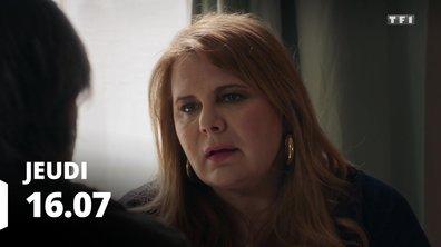 Demain nous appartient du 16 juillet 2020 - Episode 710