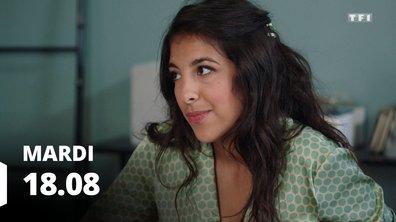 Demain nous appartient du 18 août 2020 - Episode 733