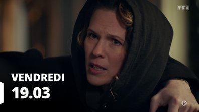 Demain nous appartient du 19 mars 2021 - Episode 886