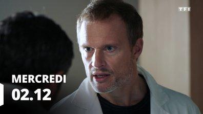 Demain nous appartient du 2 décembre 2020 - Episode 809