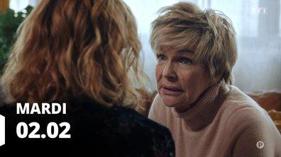 Demain nous appartient du 2 février 2021 - Episode 853