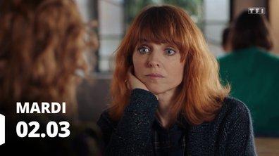 Demain nous appartient du 2 mars 2021 - Episode 873