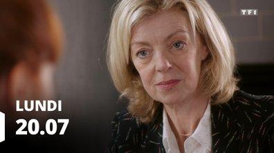 Demain nous appartient du 20 juillet 2020 - Episode 712