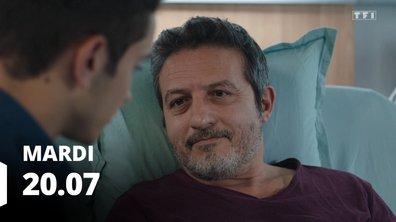 Demain nous appartient du 20 juillet 2021 - Episode 973