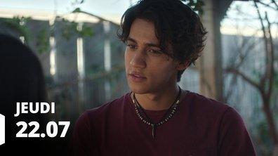 Demain nous appartient du 22 juillet 2021 - Episode 975