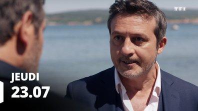 Demain nous appartient du 23 juillet 2020 - Episode 715